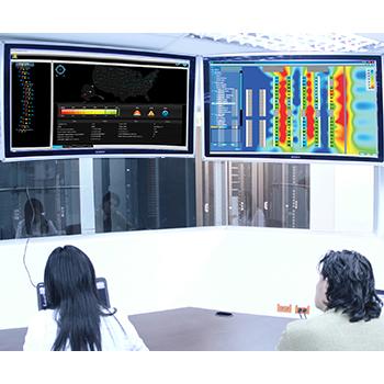 Visual Data Center
